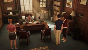 Principal's Office BTS - 7