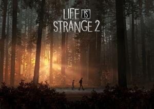 Life is Strange 2 - Keyart 1