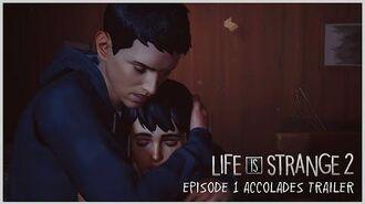 Life is Strange 2 - Episode 1 Accolades Trailer PEGI