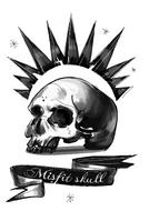 Chloe Shirt MisfitSkull