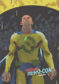 Chris' Room - Poster Hero Con