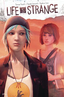 LIFE IS STRANGE -4 CVR B GAME ART