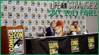 SDCC 2019 Panel - Life is Strange 2