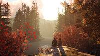 Life is Strange 2 - Screenshot - Fluss
