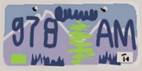 Oregon plate-BtS-Clean