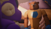 Chris' Room - Power Bear and Noctarious 02