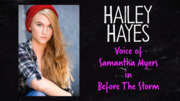 Hailey Hayes Podcast
