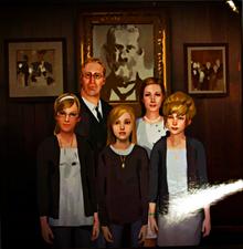 Família da Kate