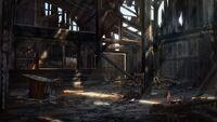 Burned Mill inside concept 1