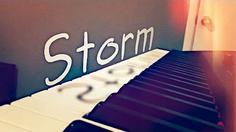 5K Subscribers! Storm Live Piano Version