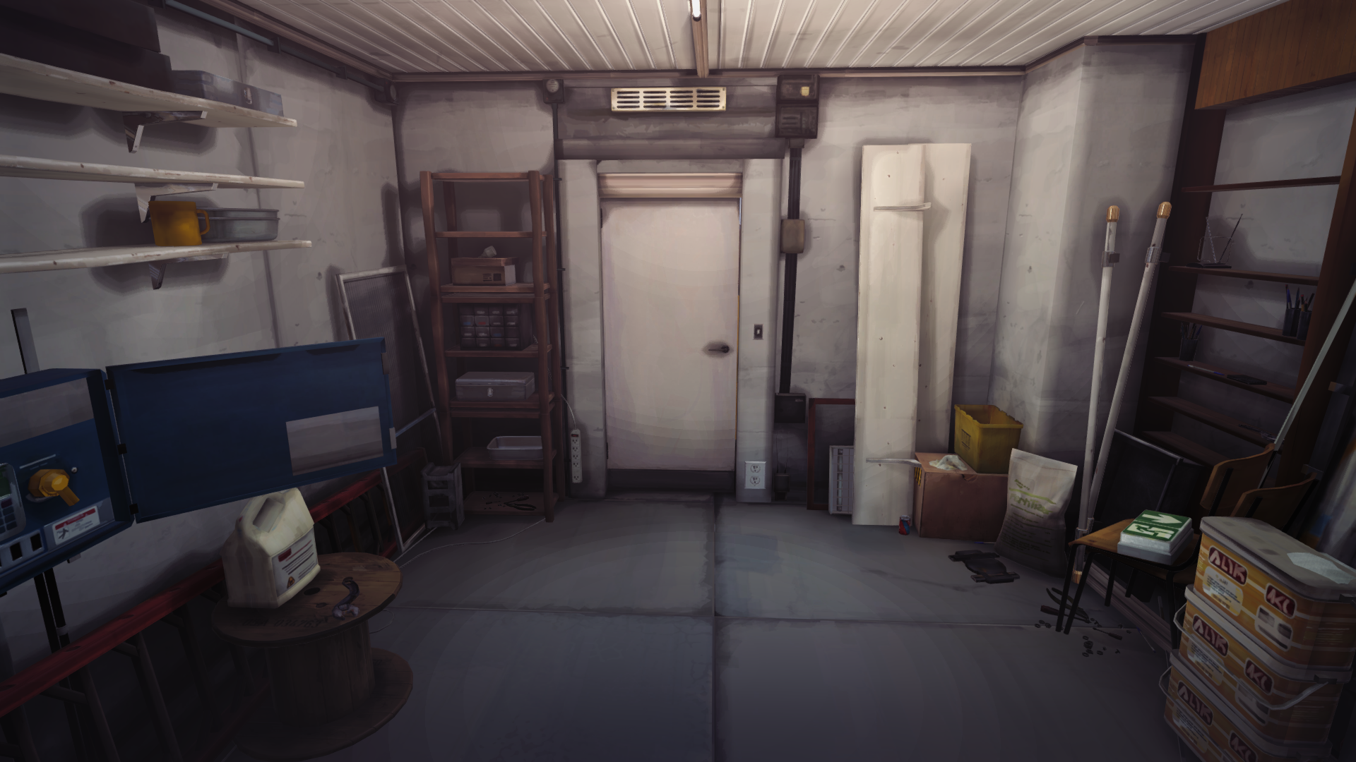 Custodialroom-inside
