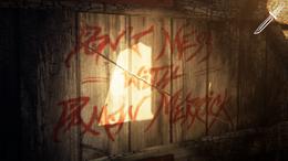 Graffiti Damon Wall