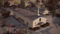 Haven Point - Church Exterior 01