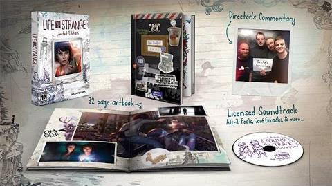 Life is Strange Boxed Limited Edition - Out Now (PEGI)