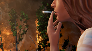 Ruthsmoking