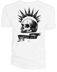 Forbidden Planet Tshirt Skull-02