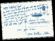 Jacob's Letter - Default Variation