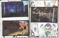 Artbook BtS 5
