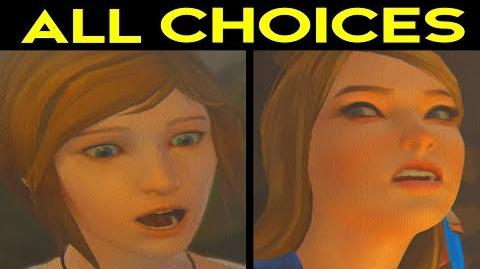 Life Is Strange Before the Storm - ALL CHOICES & OUTCOMES Alternative Choices