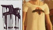 T-shirt-similarities