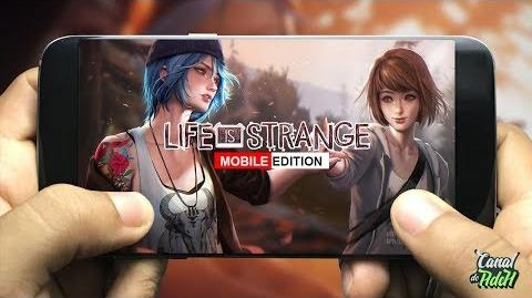 Life is Strange - Mobile - Gameplay pt-br