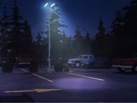 Parking night