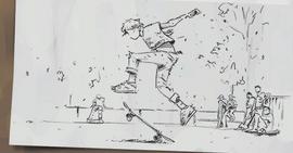 Sean's Computer - Drawing