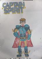 CaptainSpirit Armadura Pesada