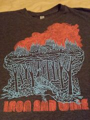 Burning Woods T-Shirt