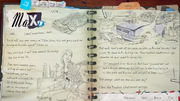 BtS Chloe's Letters Page 11 Just friends