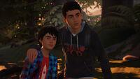 Life is Strange 2 - Screenshot - Sean & Daniel