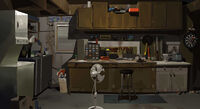 Chloes house-garage-concept