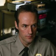 Deputy Andy Brennan Twin Peaks - Officer Anderson Berry