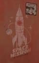 LiS2E3 Wastelands - Daniel's Space Mission T-Shirt