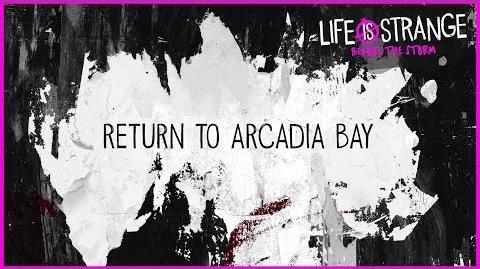 Retorno à Arcadia Bay (inglês)