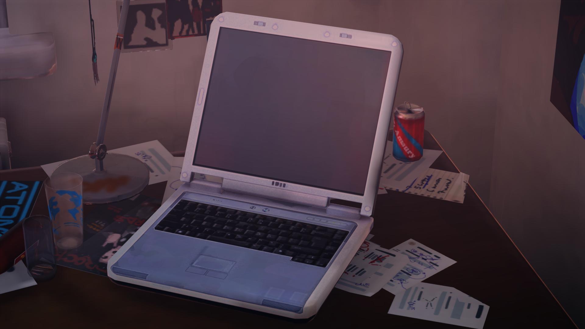 Original & Chloeu0027s Computer | Life is Strange Wiki | FANDOM powered by Wikia