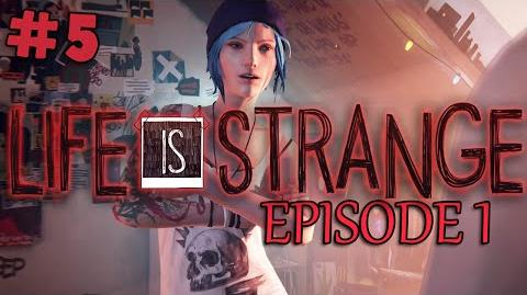 LIFE IS STRANGE Chrysalis ( 5) Chloe