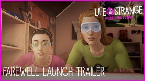 Life is Strange Before the Storm - Farewell Launch Trailer PEGI