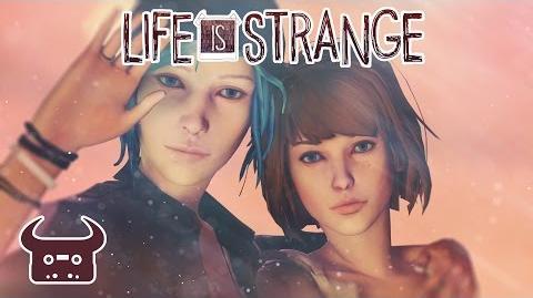 LIFE IS STRANGE RAP Dan Bull & Cammie Robinson