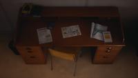 Lisbeth's House - Lisbeth's Room 01