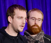 Raoul Barbet and Michel Koch of DONTNOD Entertainment (Life Is Strange) at GDC 2016 (cropped) Wikipedia