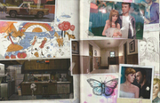 Pages 13 and 14 Art Book