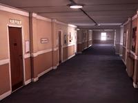 Love is Strange Background Hallway
