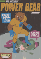 Chris' Room - Poster The Impendent Power Bear