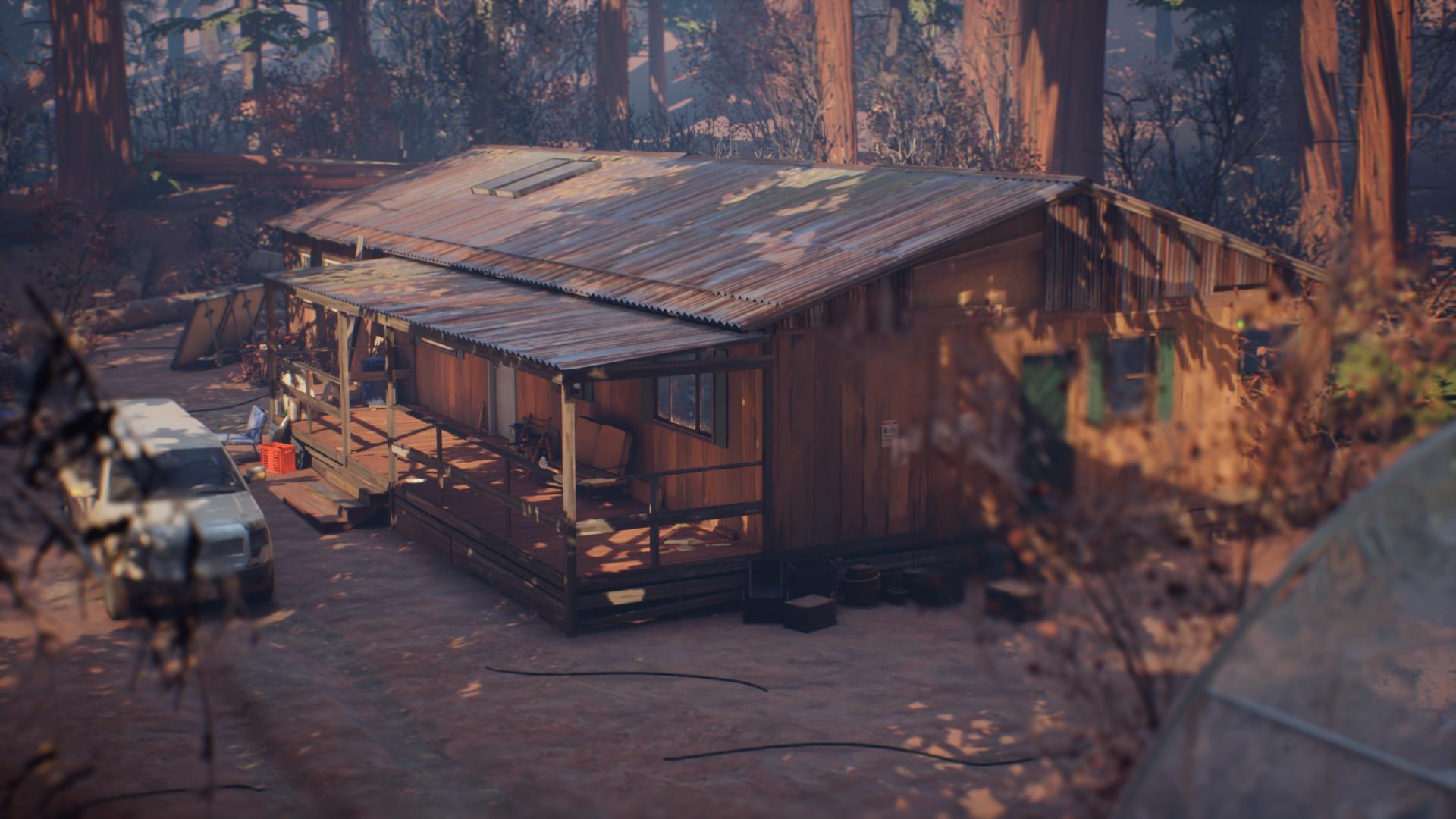 Merrill's House - Exterior 01