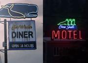 Two Whales Diner vs Three Seals Motel comparison