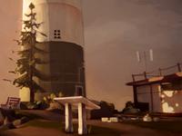 Love is Strange Background Lighthouse
