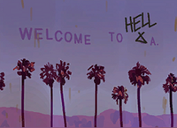 Welcome to HELL-a-Poster