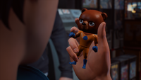Bear Station - Chibi Power Bear Figurine Toy