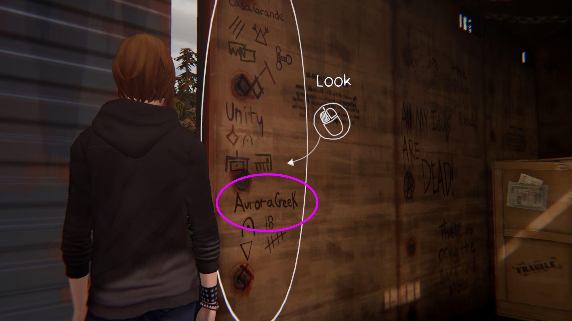 Easter eggs prequel life is strange wiki fandom powered by wikia